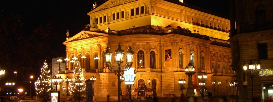 Frankfurt: Städteurlaub zwischen Sachsenhausen, Oper und Zentralbank