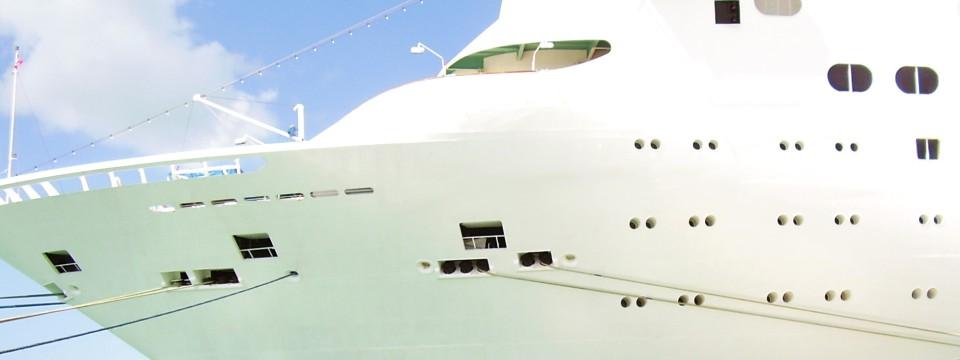Ostseekreuzfahrt: Kapitän auf Deutschlands Meeren