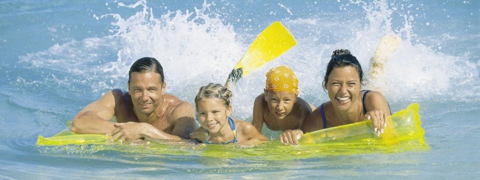 Gutshaus Zietlitz: Familienurlaub in der Ferienwohnung in der Nossentiner Heide