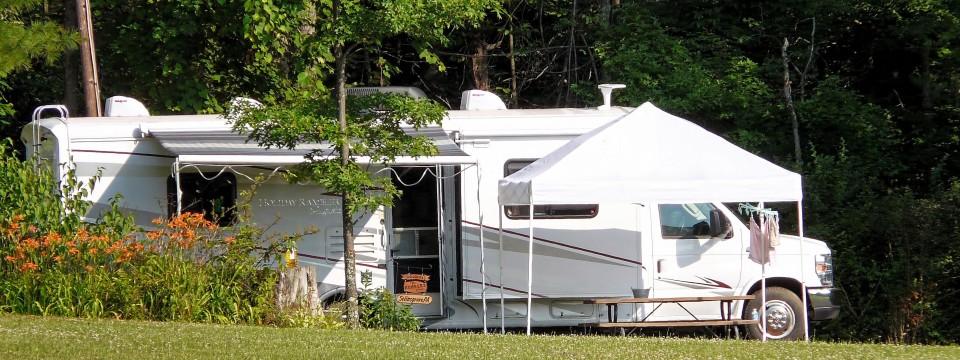 Wohnmobil: Kanada mit dem Camper erkunden