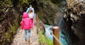 Wandern in der Partnachklamm: Öffnungszeiten, Anfahrt