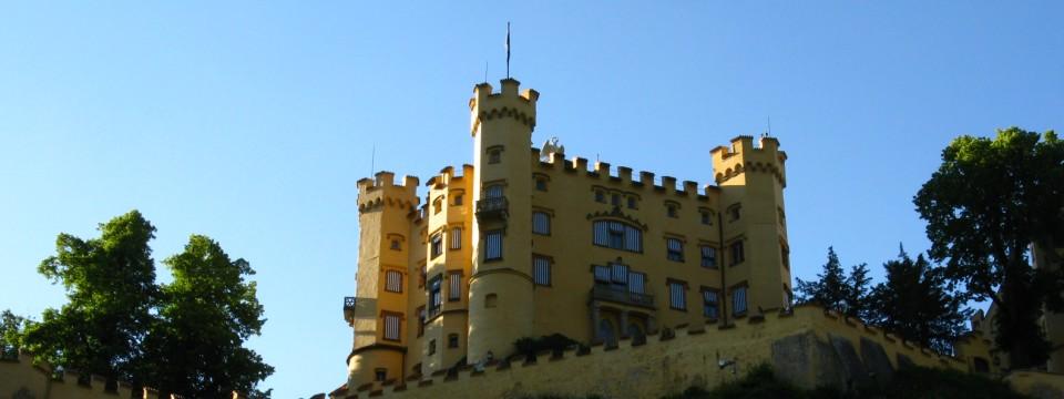 Urlaub mit Kindern im Allgäu: Schloss Honehnschwangau und andere Tipps für gutes und schlechtes Wetter