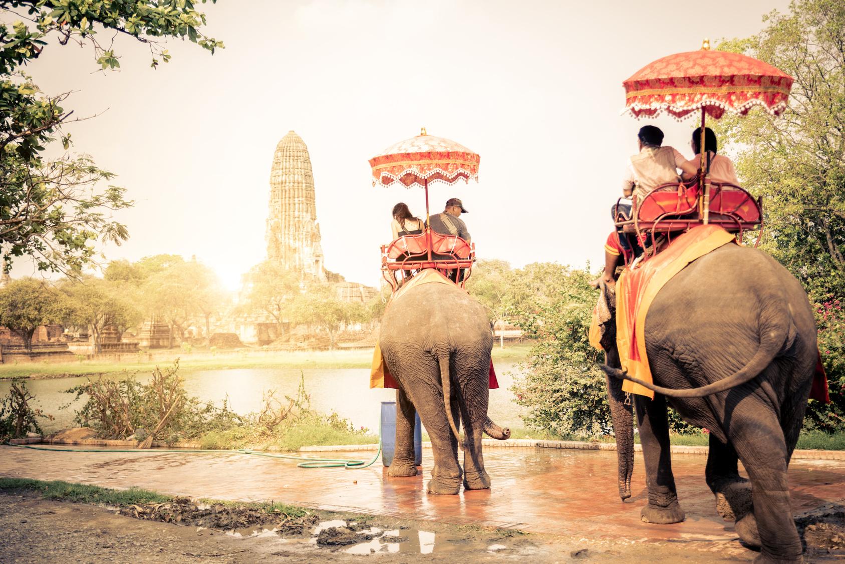 Bei einer geplanten Reise nach Thailand rentiert sich eine Reiserücktrittskostenversicherung. (#01)
