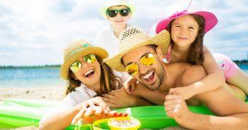 Diese Eltern haben alle Tipps berücksichtigt und können jetzt eine richtig tolle Zeit mit ihren Kindern verbringen