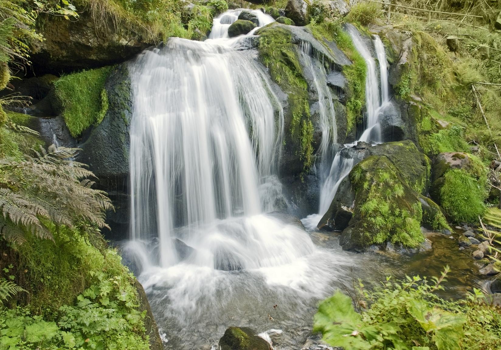 Die Wasserfälle bei Triberg: Ein Naturerlebnis, dass man nicht verpassen sollte. (#02)