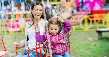 In den Freizeitparks in Deutschland, da haben nicht nur die Kleinen ihren Spass