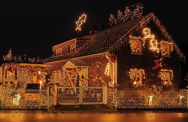 Aus den USA kommen weitere Weihnachtsbräuche, die sich teilweise auch in Europa verbreitet haben.