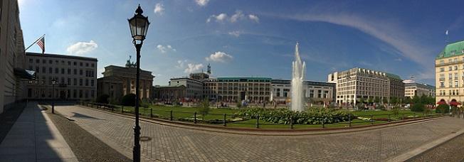 Dafür steht der englische Tag in Berlin im Zeichen von Kultur und Architektur.
