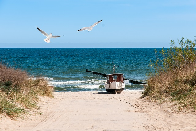 Verbinden können Sie eine Fahrt auf der Nordische UNESCO-Welterbe-Straße mit einem Urlaub an der Ost- oder Nordsee. (#04)