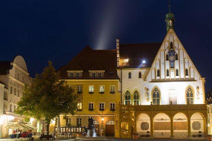 Amberg ist eine moderne Stadt, die sich mit interessanter Geschichte und in historischer Kulisse präsentiert. (#17)