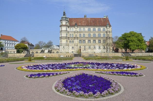 Güstrow ist als Barlachstadt bekannt, denn hier lebte einst Ernst Barlach, dem heute noch verschiedene Museen in der Stadt gewidmet sind. (#04)
