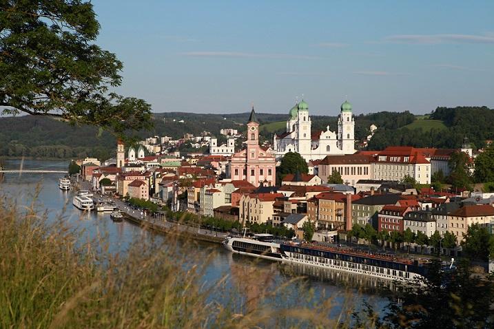 Passau gehört zu den wichtigsten Ausflugsorten des Landes und besticht durch seine einzigartige Flora und Fauna. (#16)