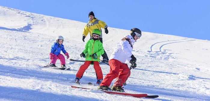 Checkliste fürs Skifahren: Ab auf die Piste!