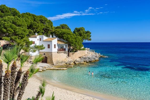 ¡Viva España! Urlaub im Oktober — wohin... ...es viele zieht, ist und bleibt Mallorca. (#01)