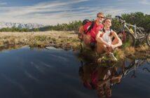 Radwandern für Anfänger: Schöne Routen & Tipps