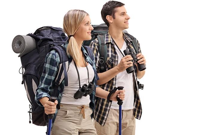 Ein besonderes Interesse gilt oft der Frage nach der passenden Kleidung. Wer sich auf den Weg zu einer langen Wanderung macht, der möchte weder zu stark schwitzen noch frieren. (#02)
