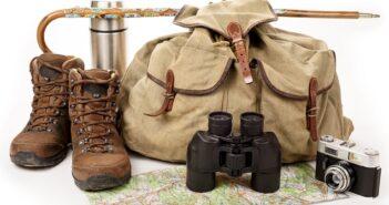 Ausrüstung zum Wandern: Packliste & Tipps