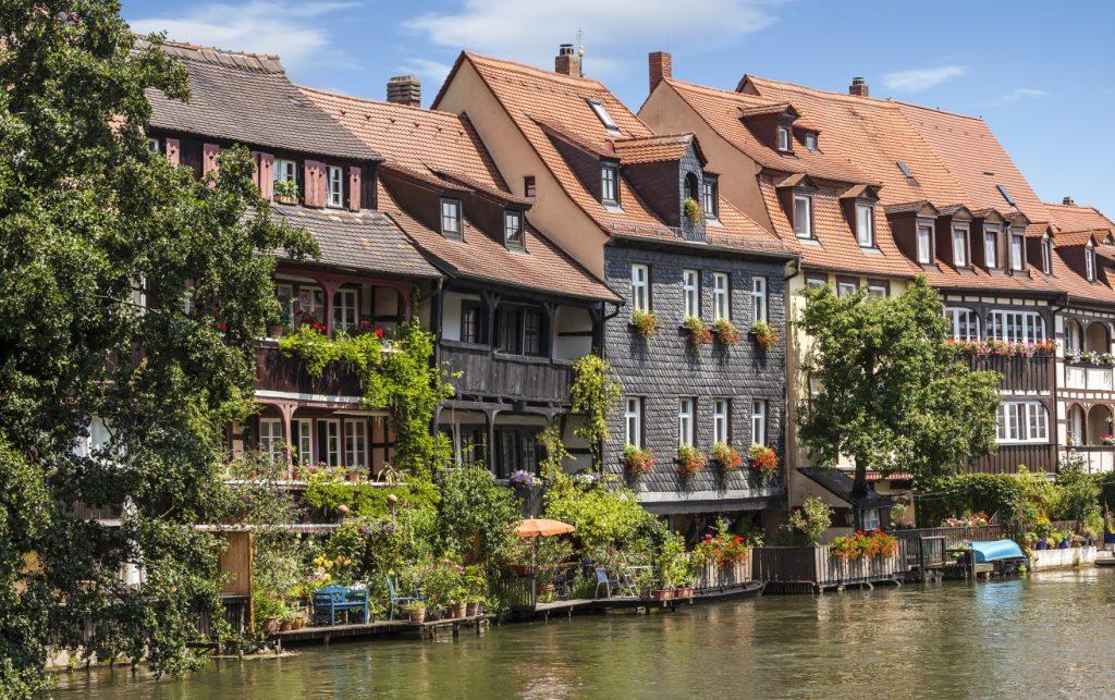 """Bamberg: Bilder von """"Klein-Venedig"""" und damit der Regnitz entstehen Jahr für Jahr zu Tausenden in Kameras von Touristen. (#2)"""
