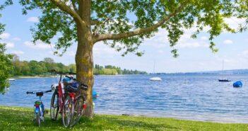Fahrradurlaub am Bodensee: Angebote der Jugendherbergen