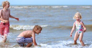Ferien an der Nordsee mit Kindern