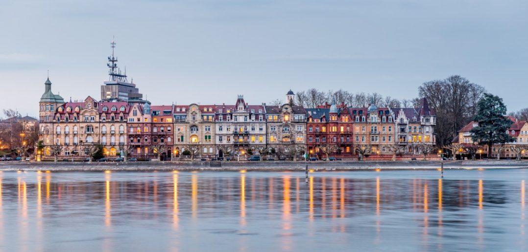 Konstanz am Bodensee: Bilder vom Paradies kann man hier auch schießen, denn so lautet der Name eines Stadtteils von Konstanz. (#1)