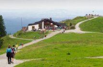 Wandern in den Ammergauer Alpen – Rundtour für die Seele