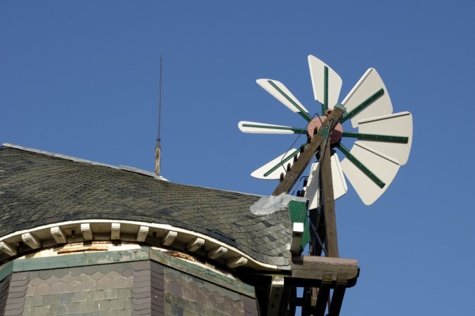 Ein besonderes Highlight sind die wunderschönen alten Windmühlen auf Foehr (#2)