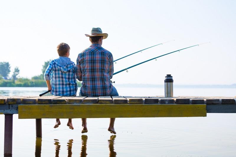 An der Schustertreppe und nahe der Seebrücke ist ein hervorragendes Revier, um auf Plattfische zu gehen.(#04)