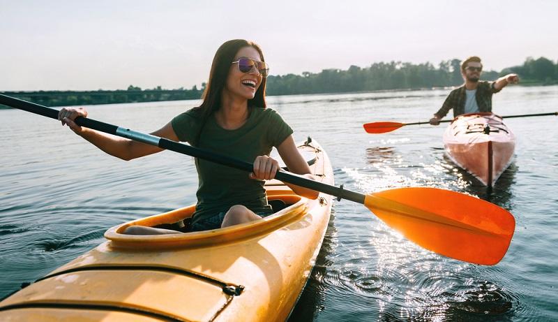 Wer jedoch zur anderen Hälfte der deutschen Urlauber gehört, ist eventuell für einen Kanu-Urlaub zu begeistern. (#04)