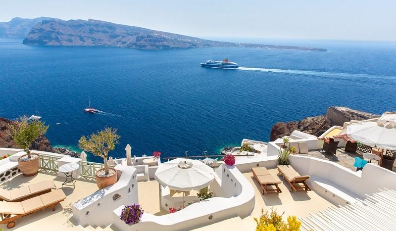 Der Sommer ist auch für Griechenland die beste Reisezeit. (#07)