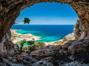 Auf Platz zwei folgt ein Strand auf der größten Insel Griechenlands: Kreta. (#04)R