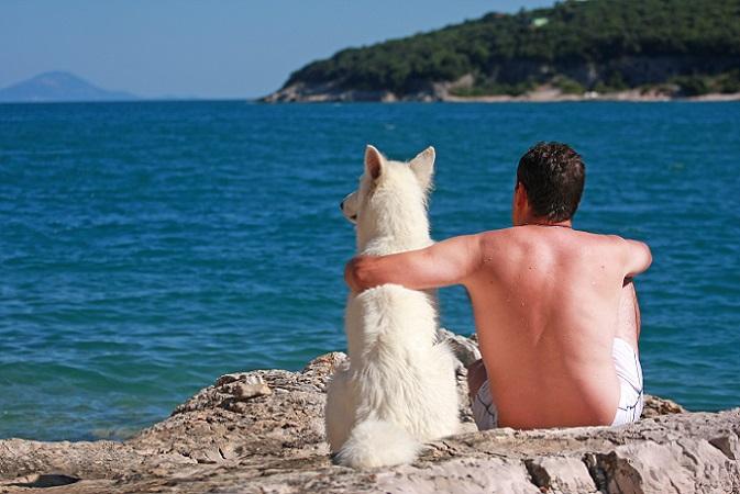 Aus diesem Grund bieten sich Touren im Hinterland Kroatiens an. Auch in einigen Natur- und Nationalparks dürfen Hunde mitgenommen werden. (#02)