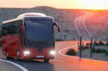 Omnibus und Feuerlöscher: Ein Stück mehr Sicherheit!
