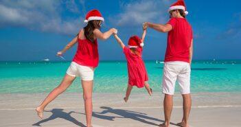 Ein Urlaub zu Weihnachten: Geschenk mit dem gewissen Etwas
