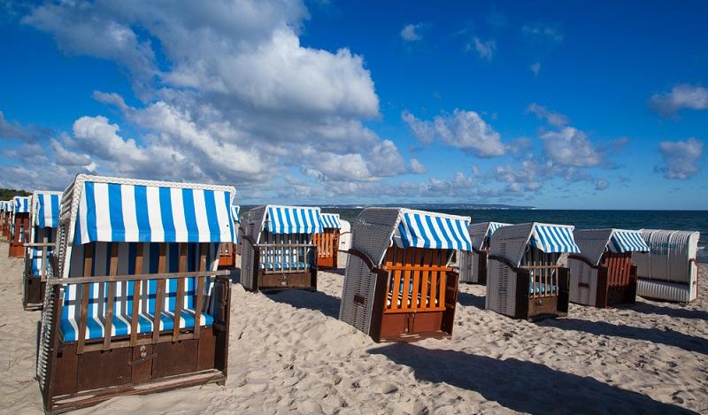 Kurtaxe im Urlaub: Gerade an der Nordsee sowie in einigen Orten an der Ostsee wird die Taxe fällig, die meist zwischen 50 Cent und einem Euro pro Tag beträgt. Beispiele sind Binz, Sellin und Zingst. (#02)