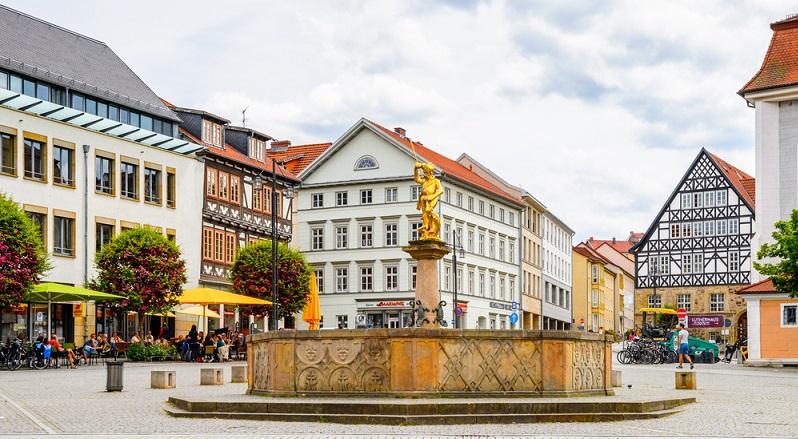 Die historische Stadt Eisenach mit Ihrem besonderen Charme, sollten Sie scih nicht entgehen lassen. (#02)