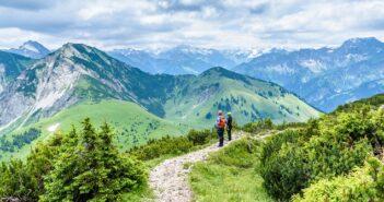 Allgäuer Alpen: Ausflugsziele für Familien