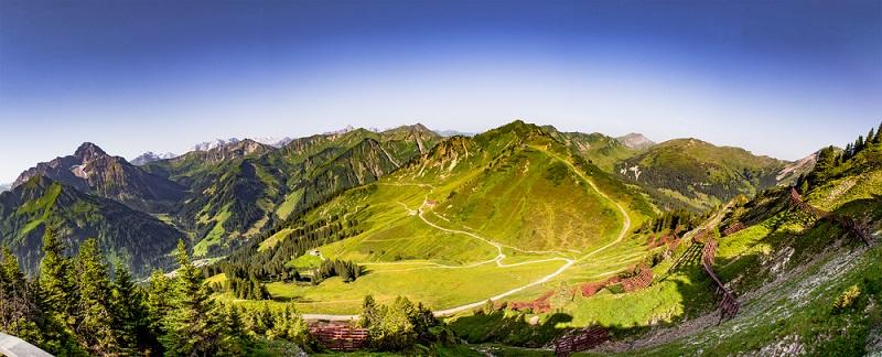 Die Berge stehen bei Ihrem Urlaub in den Allgäuer Alpen sicherlich im Mittelpunkt.(#01)