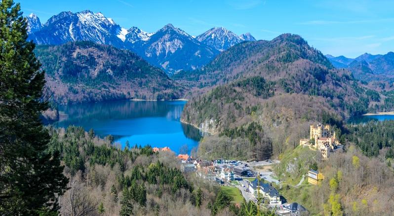 Wenn Sie auf der Suche nach Spaß und Action sind, dann ist die Alpsee Bergwelt sicherlich das Richtige für Sie. (#03)