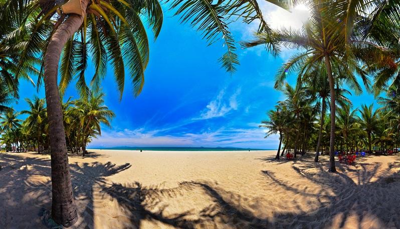 Cua Dai Beach: Der günstigste Strand der Welt ist laut Travelbird Cua Dai Beach in der Nähe der vietnamesischen Stadt Hoi An. (#03)