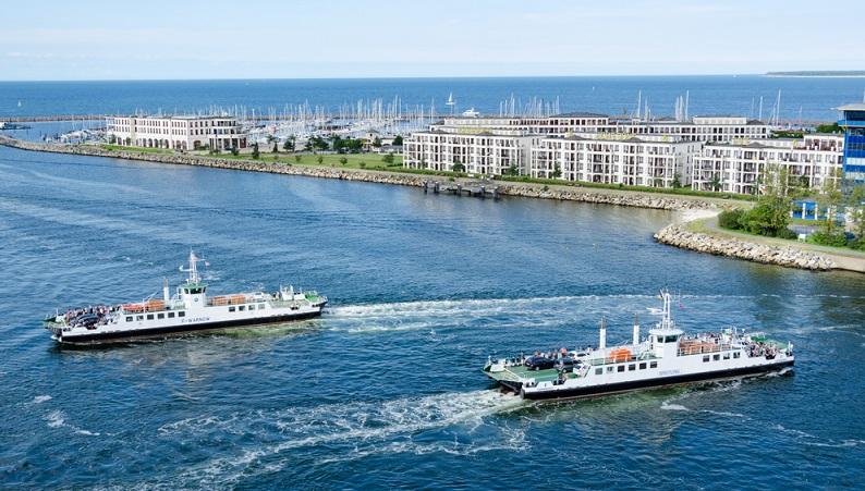 Kristiansand: An erster Stelle steht mit täglichen Kosten von 60,95 Euro der Strand von Kristiansand in Norwegen. (#01)