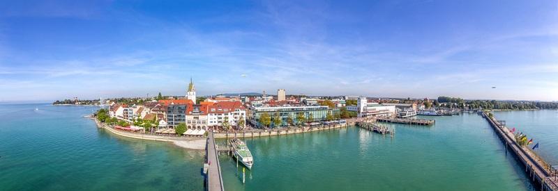 Der Schwarzwald, die Bodensee-Region und das schwäbische Allgäu gehören zu den beliebtesten Reisezielen in Deutschland. (#04)