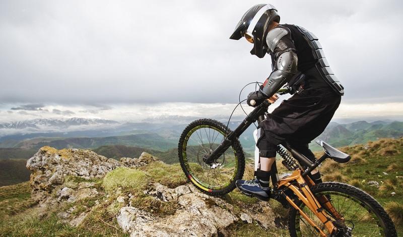 Aktivurlaub pur: Auch im Elsass finden sich anspruchsvolle Outdoor-Strecken, für die man ein Mountainbike benötigt. (#3)