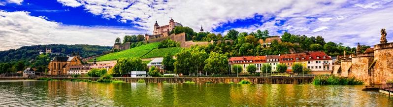 In Würzburg müssen Studenten tief in die Tasche greifen, denn die Mietpreise liegen bei mehr als zwölf Euro je Quadratmeter.