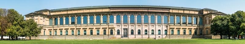 Die Alte und die Neue Pinakothek gehören zu den wichtigsten Museen der Stadt.