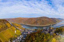 Die 10 schönsten Orte in Deutschland
