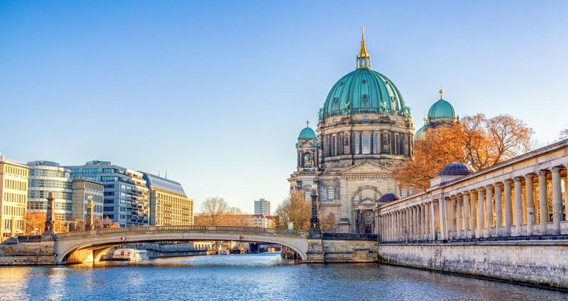 Lust auf Kultur? Dann sind Reisende an dieser Adresse in Berlin genau richtig