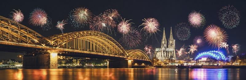Ein äußerst beeindruckendes historisches Bauwerk, das zu den schönsten unseres Landes zählt, befindet sich in der fröhlichen Stadt Köln