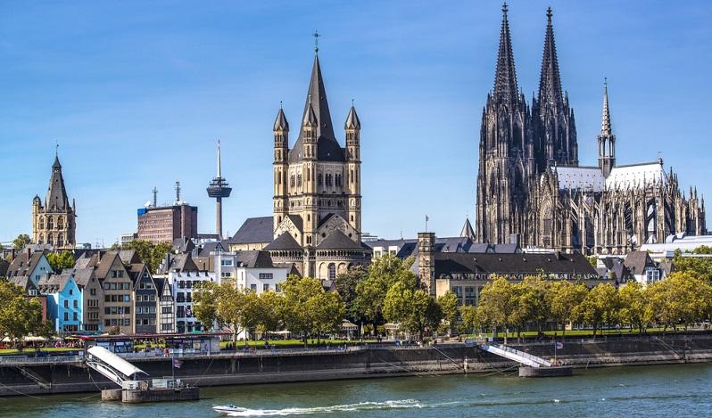 Köln nicht nur an Karneval eine Reise wert