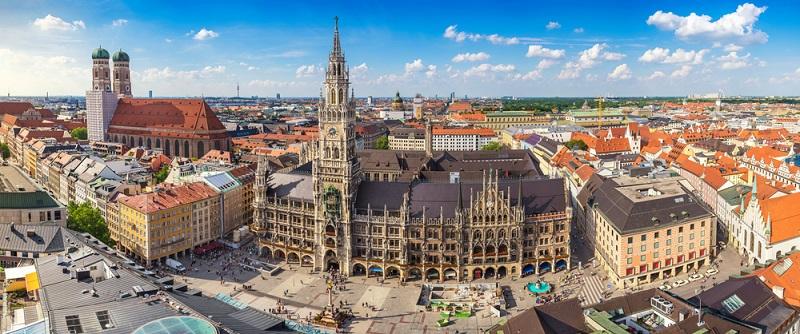 Wer will schon nicht gern ins schöne Bayern reisen? München ist eine beeindruckende Stadt und zeigt das Herz des weiß-blauen Bundeslandes.